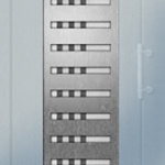 zobrazit kategorii Aluminum Haustürfüllungen