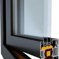 TM 77 HISystém hliníkových oken