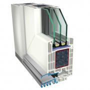 Haustüren Profil GEALAN S9000