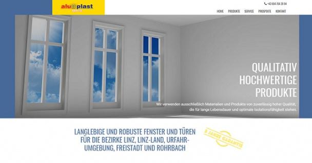 ALU.PLAST s.r.o. Kaplice  Fenster und Türen