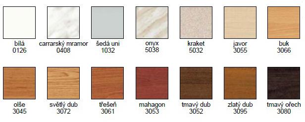 Holzfensterbänke für innen TOPSET | ALU PLAST KAPLICE