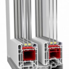 Zdvižně posuvné dveře Systém 85 mm